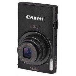 Фото Цифровые фотоаппараты Canon IXUS 127 HS Black