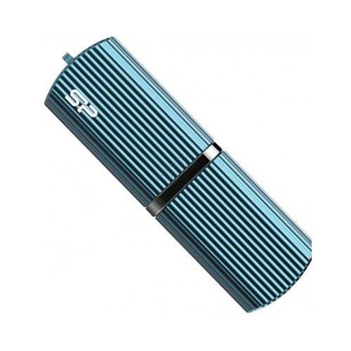 Фото Накопитель Silicon Power Marvel M50 USB 3.0 32GB Blue (SP032GBUF3M50V1B)