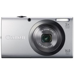 Фото Цифровые фотоаппараты Canon PowerShot A2300 Silver