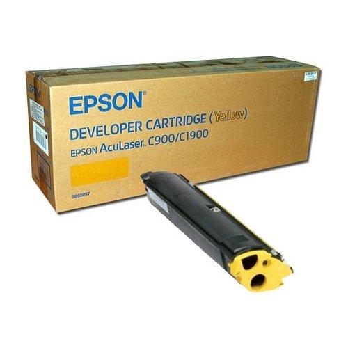 Фото Картридж Epson AcuLaser C900/C1900 (C13S050097) Yellow