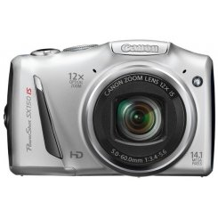 Фото Цифровые фотоаппараты Canon PowerShot SX150 IS Silver