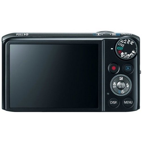 Фото Цифровые фотоаппараты Canon PowerShot SX260 HS Black