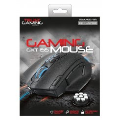 Фото Мышка Trust GXT 155 Gaming (20411) Black