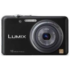 Фото Цифровые фотоаппараты Panasonic Lumix DMC-FS22 Black
