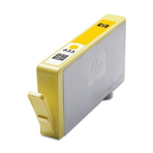 Фото Картридж HP DJ No.655 (CZ112AE) Yellow