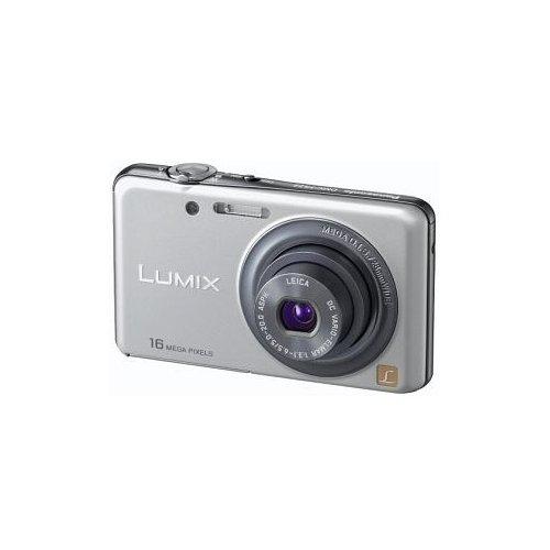 Фото Цифровые фотоаппараты Panasonic Lumix DMC-FS22 Silver