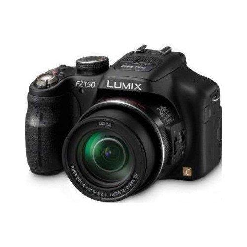 Фото Цифровые фотоаппараты Panasonic Lumix DMC-FZ150 Black