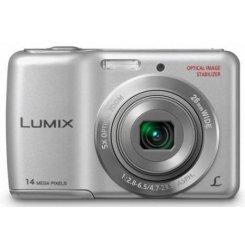 Фото Цифровые фотоаппараты Panasonic Lumix DMC-LS5 Silver
