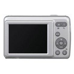 Фото Цифровые фотоаппараты Panasonic Lumix DMC-LS6 Silver