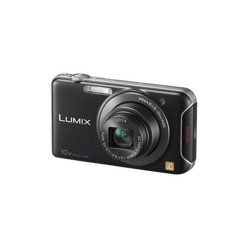 Фото Цифровые фотоаппараты Panasonic Lumix DMC-SZ5 Black