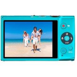Фото Цифровые фотоаппараты Canon IXUS 125 HS Blue