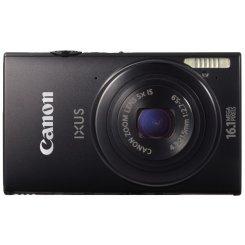 Фото Цифровые фотоаппараты Canon IXUS 240 HS Black