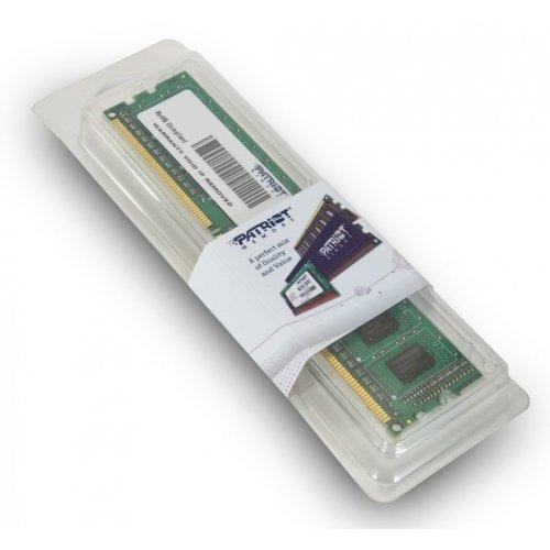 Фото ОЗУ Patriot DDR3 8GB 1600Mhz (PSD38G16002)