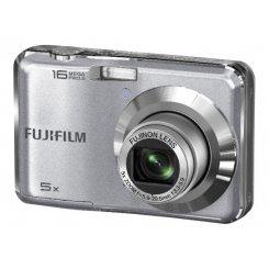 Фото Цифровые фотоаппараты Fujifilm FinePix AX350 Silver