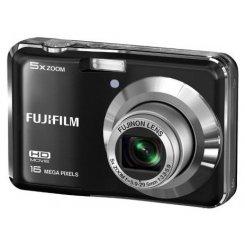 Фото Цифровые фотоаппараты Fujifilm FinePix AX550 Black