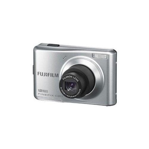 Фото Цифровые фотоаппараты Fujifilm FinePix C20 Silver