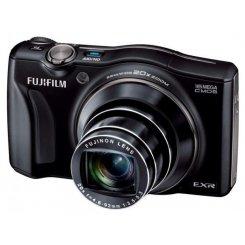Фото Цифровые фотоаппараты Fujifilm FinePix F750EXR Black
