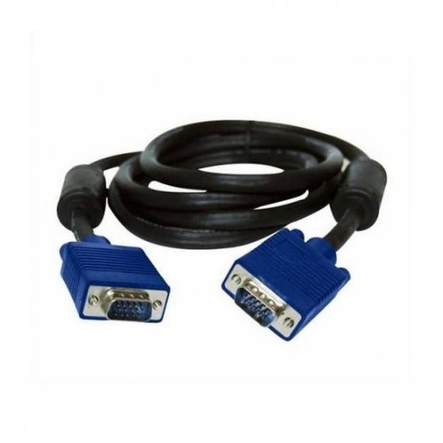 Фото Кабель ATcom VGA-VGA 3m с ферритом (7790)