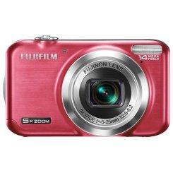 Фото Цифровые фотоаппараты Fujifilm FinePix JX300 Red