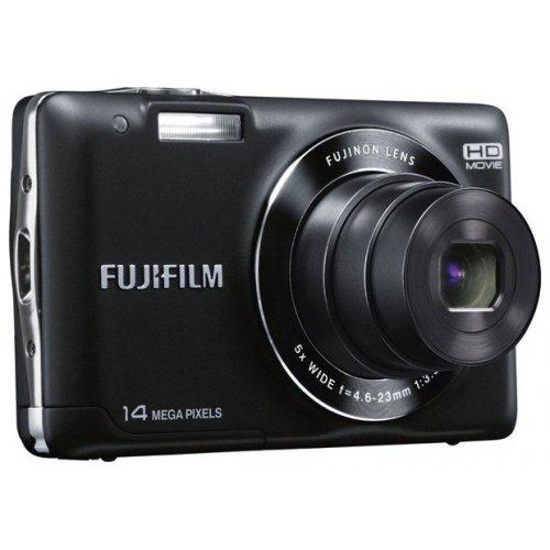 Фото Цифровые фотоаппараты Fujifilm FinePix JX500 Black