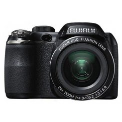 Фото Цифровые фотоаппараты Fujifilm FinePix S4200 Black