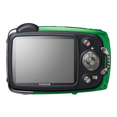 Фото Цифровые фотоаппараты Fujifilm FinePix XP50 Green