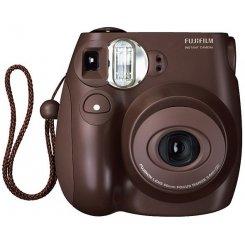 Фото Цифровые фотоаппараты Fujifilm Instax Mini 7S Choco