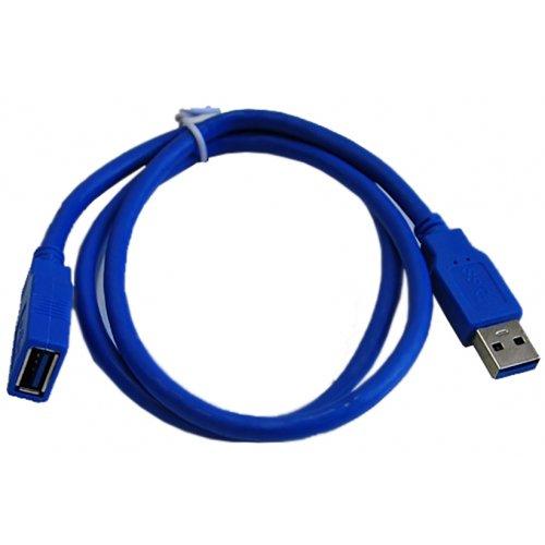 Фото Удлинитель ATcom USB 3.0 AM-AF 3m (6149)