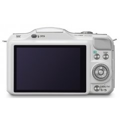 Фото Цифровые фотоаппараты Panasonic Lumix DMC-GF5X 14-42 Kit White