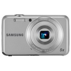 Фото Цифровые фотоаппараты Samsung PL21 Silver
