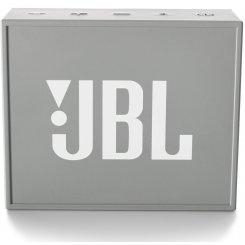 Фото Акустическая система JBL GO (JBLGOGRAY) Gray