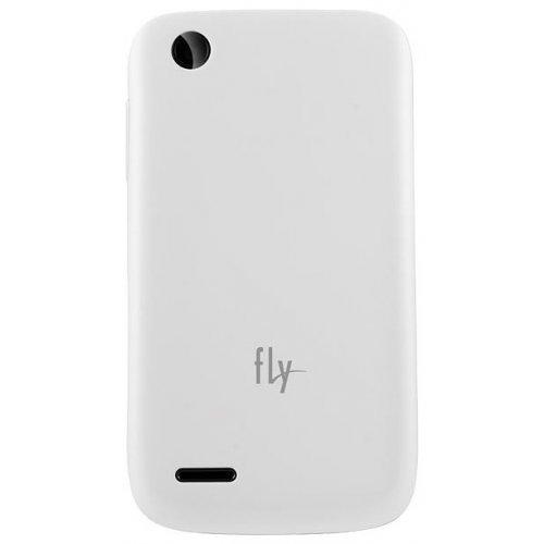 Фото Мобильный телефон Fly E154 Silver