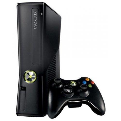 Фото Microsoft Xbox 360 Slim 250GB (Прошитый LT3.0)
