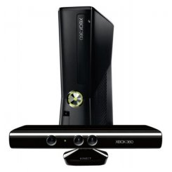Фото Microsoft Xbox 360 Slim 250GB (Прошитый LT3.0) + Kinect