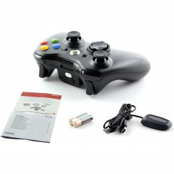 Фото Игровые манипуляторы Microsoft Xbox 360 Wireless Controller for Windows (JR9-00010)