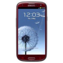 Фото Смартфон Samsung Galaxy S III I9300 Garnet Red