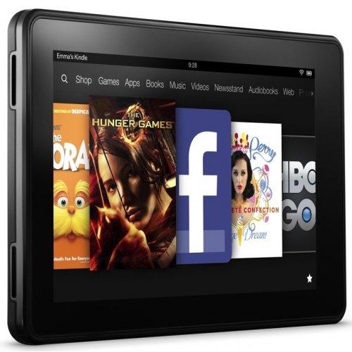 Фото Планшет Amazon Kindle Fire HD 16GB