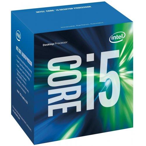 Фото Процессор Intel Core i5-6500 3.2(3.6)GHz 6MB s1151 Box (BX80662I56500)