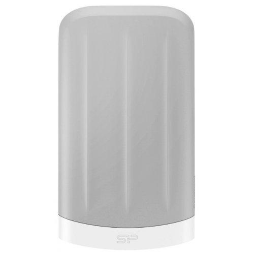 Фото Внешний HDD Silicon Power Armor A65M 1TB (SP010TBPHD65MS3G) White