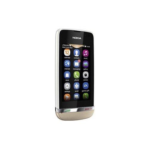 Фото Мобильный телефон Nokia Asha 311 Sand White