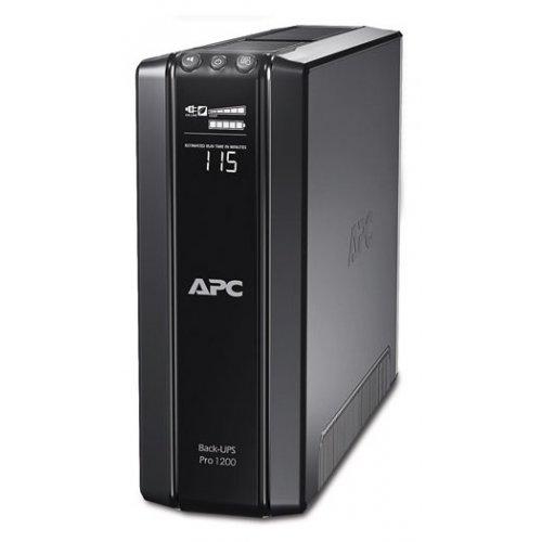 Купить ИБП, APC Back-UPS Pro 1200VA (BR1200GI)