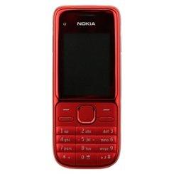 Фото Мобильный телефон Nokia C2-01 3G Red