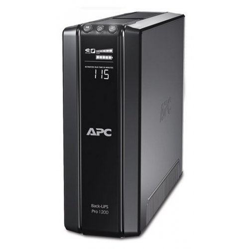 Фото ИБП APC Back-UPS Pro 1500VA (BR1500GI)