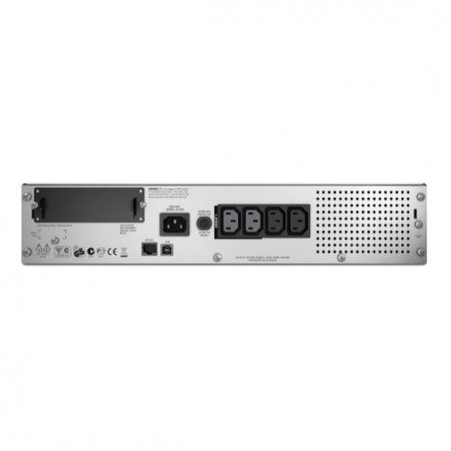Фото ИБП APC Smart-UPS 750VA LCD RM 2U (SMT750RMI2U)