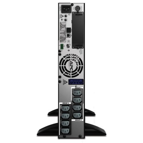 Фото ИБП APC Smart-UPS X 1500VA Rack/Tower LCD (SMX1500RMI2U)