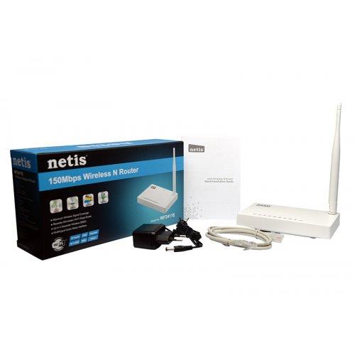 Фото Wi-Fi роутер Netis WF2411E