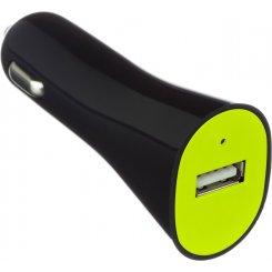 Фото Автомобильное зарядное устройство Kit 2.1A (USBKCC2A) Black