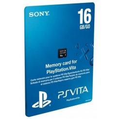 Фото Карта памяти Sony для PS Vita 16GB