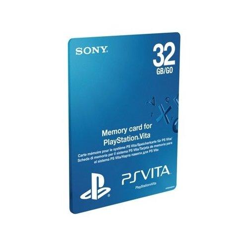 Фото Карта памяти Sony для PS Vita 32GB