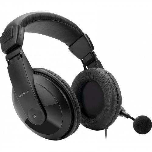 Фото Наушники Speedlink Tenuri Stereo Headset PS4 (SL-4531-BK) Black